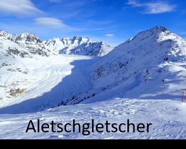 U-Aletschgletscher