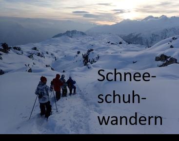 U-Schneeschuhwandern